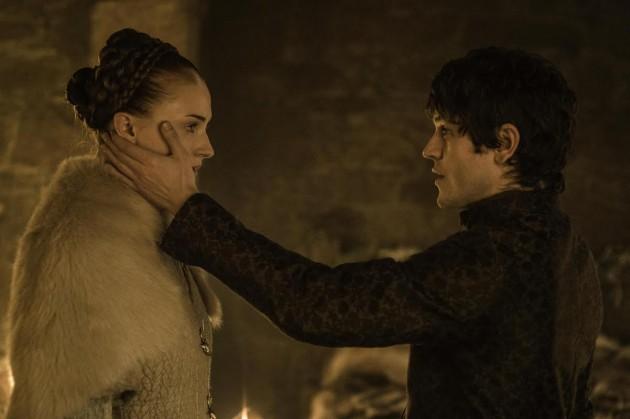 Sansa & Ramsey