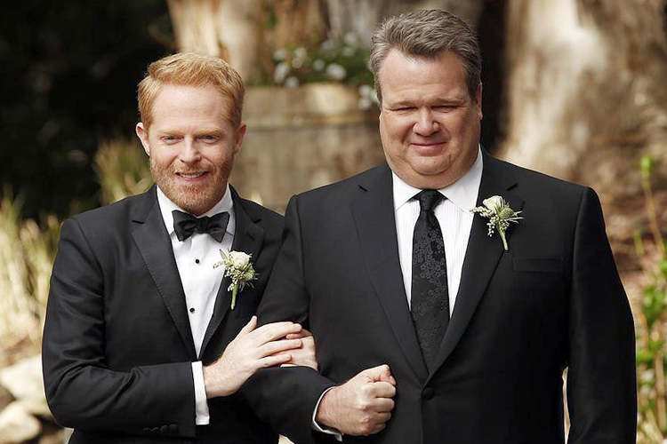 Modern Family gay marriage