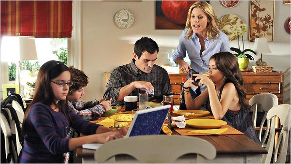 Modern Family -gender