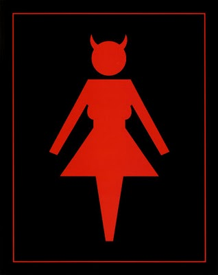 devil-woman