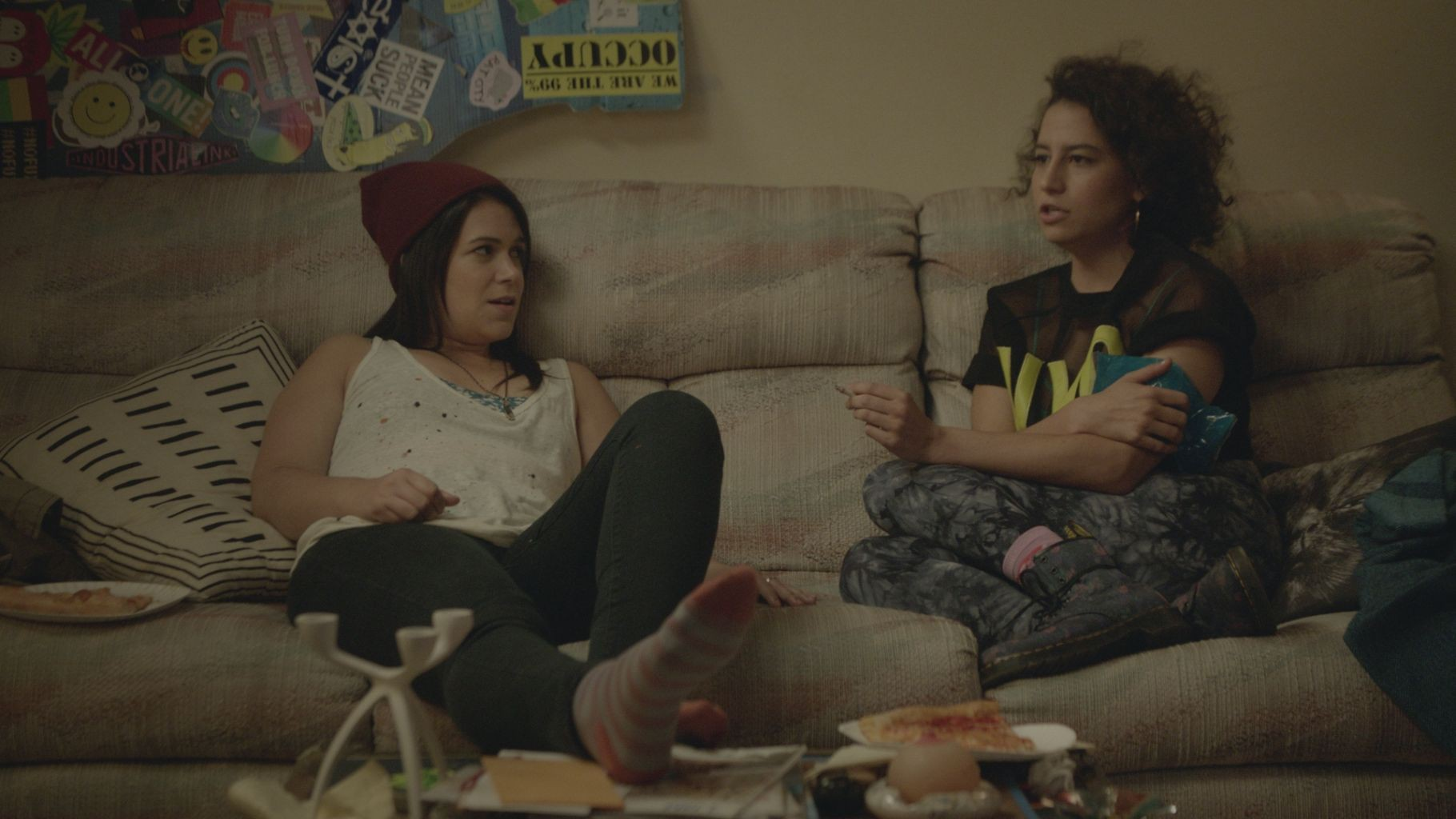 Broad city dating sex ilana abbi