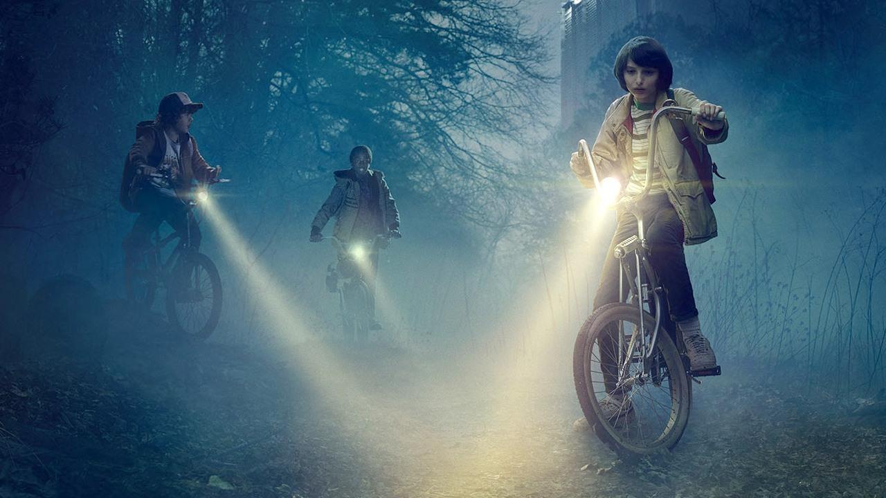 jongens kids fiets