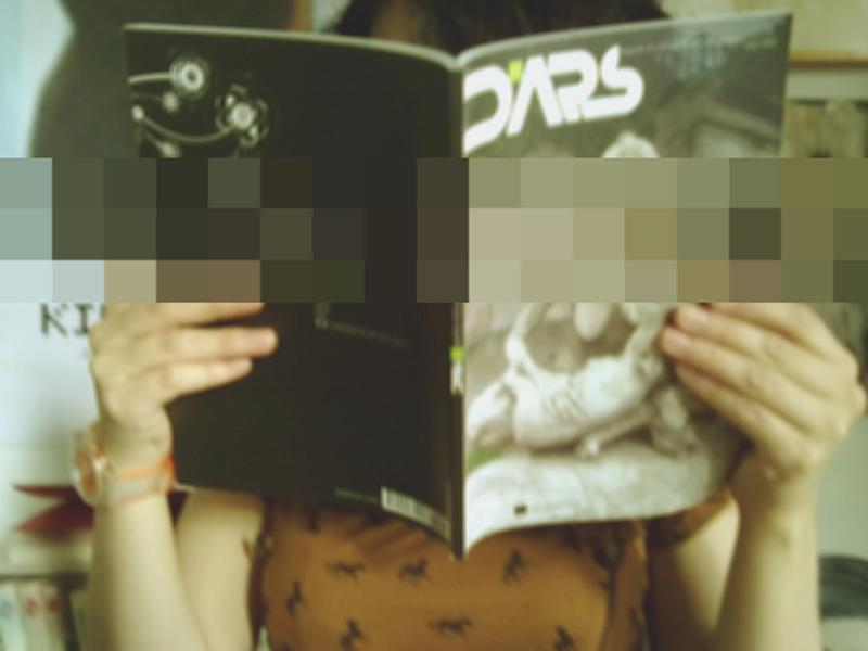 Intimidad met tijdschrift
