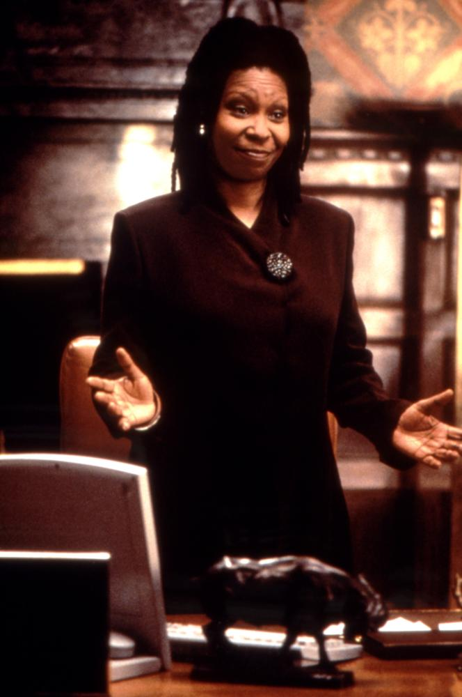 THE ASSOCIATE, Whoopi Goldberg, 1996. ©Hollywood Pictures