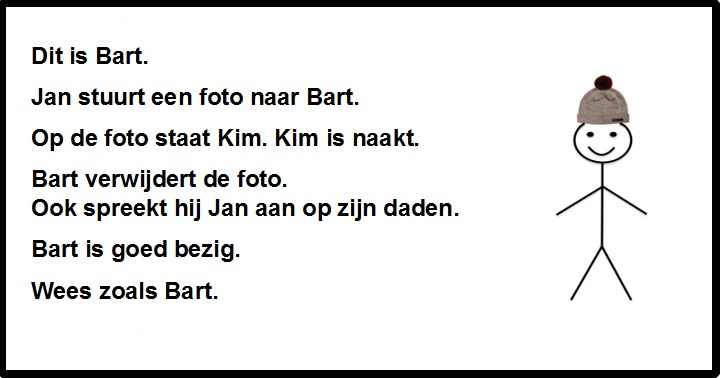 Wees-zoals-Bart